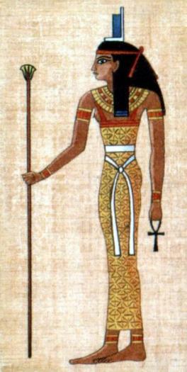 boginia Izyda Isis