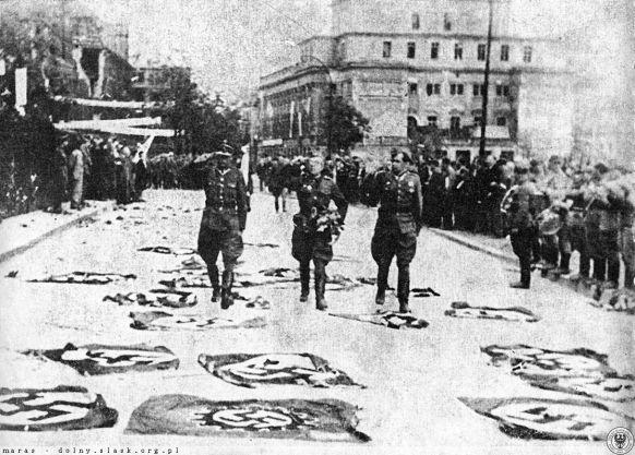 Defilada Wrocław 1945 1