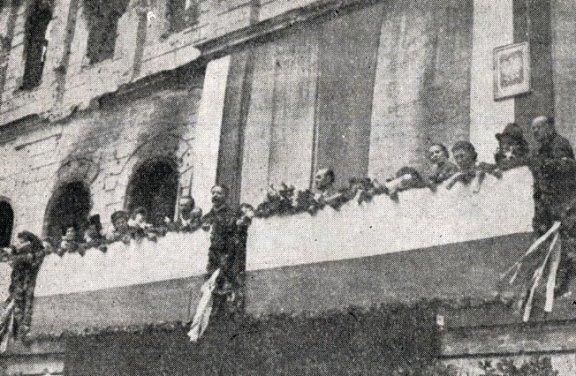 Defilada Wrocław 1945 3