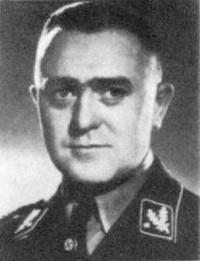 SS-Gruppenführer Jakob Sporrenberg (1902-1952)