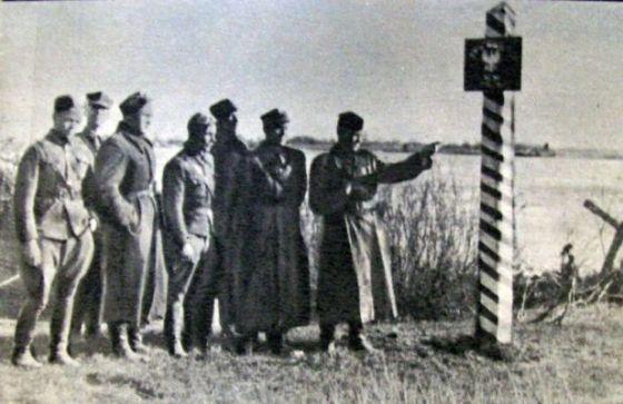 2 armai wojska polskiego granica odra 1945