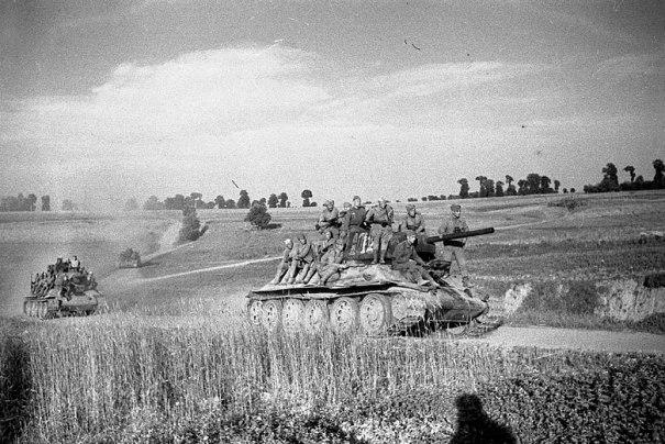 Operacja Bagration 1944
