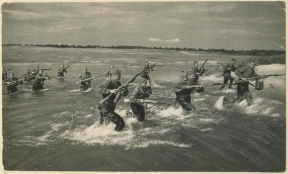 przeprawa-przez-Okę-ćwiczenia-Sielce-1943