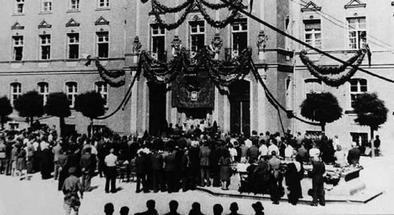 5 lipca 1945 Szczecin