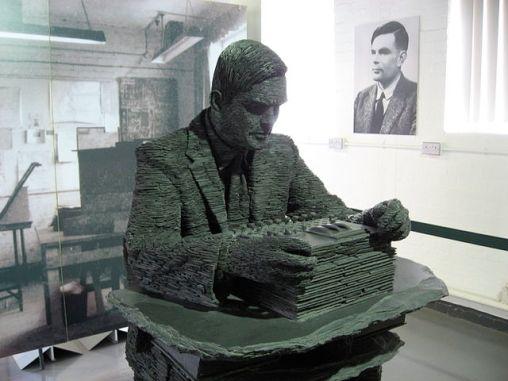 Alan Turing posag Bletchey