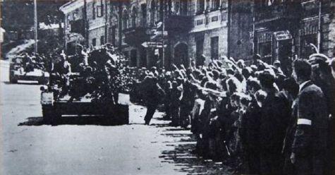 wyzwolenie Chełma 1944 22 lipca