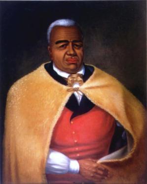 Kamehameha I ur. ok. 1758 - 1819 - przywódca zjednoczył cały archipelag i się królem Hawajów