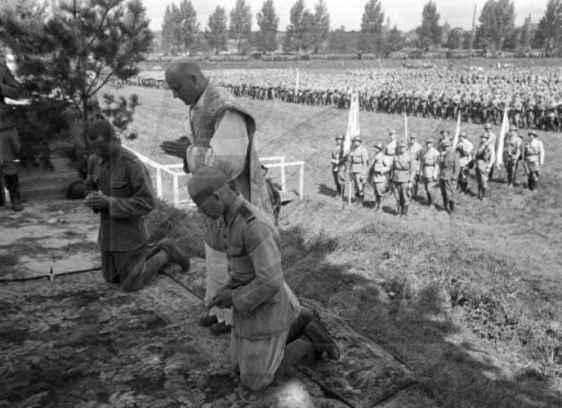 ks fedorowicz swieto wojska polskiego lublin 15 sierpnia 1944