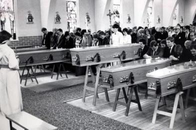 Pogrzeb rodziny Doyle'ów
