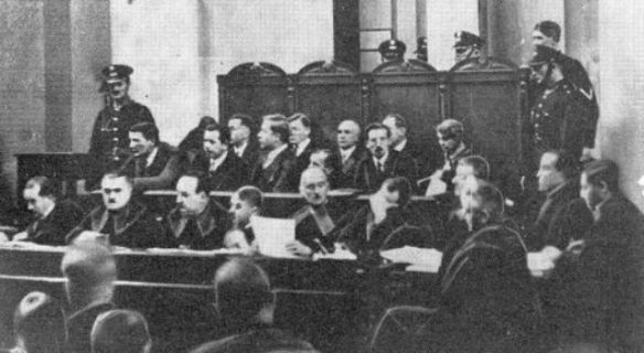 Proces brzeski 1931