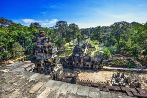 Angor Wat, źródło: Shutterstock