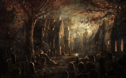 Wigilia Samhain