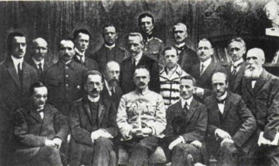 Rząd Jedrzeja Moraczewskiego 1918 r.