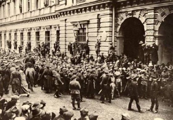 Zamieszki krakowskie