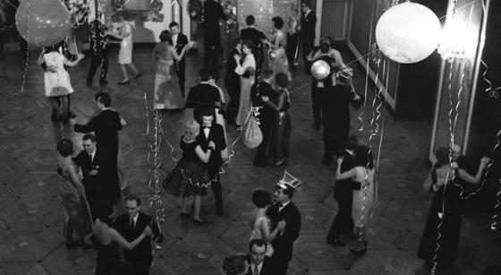 1969 rok. Bal Sylwestrowy w Filharmonii Narodowej