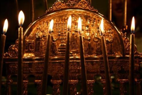 Chanukah świece