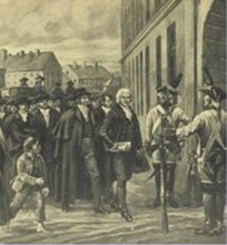 czarna procesja 1789