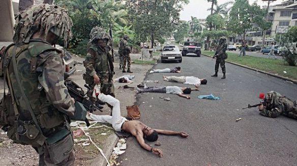 Inwazja USA na Paname 1989