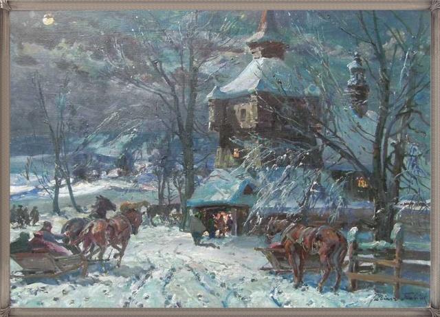 slabiakn real history of Christmas
