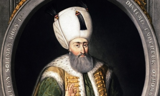 sultan Sulejman Wspanialy