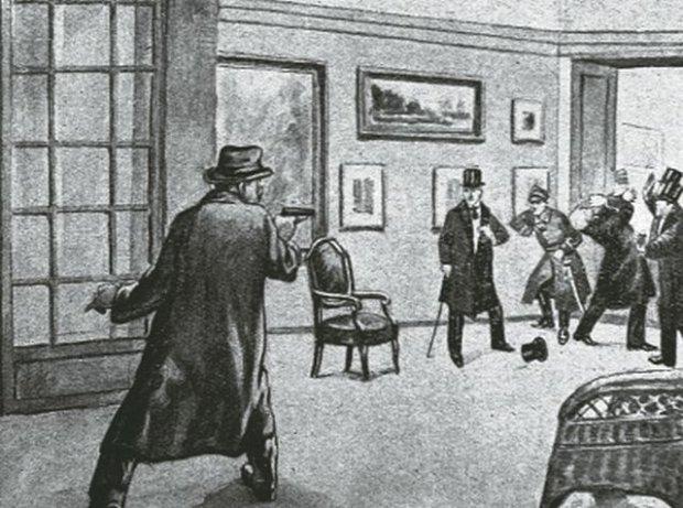 Zamach Photo: Zamach Na Prezydenta Gabriela Narutowicza