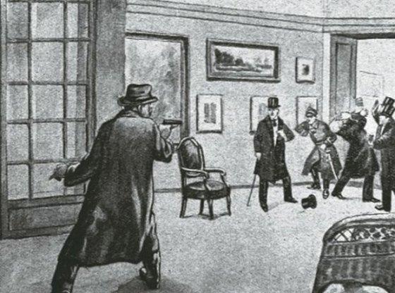 Zamach Niewiadomskiego na prezydenta Narutowicza