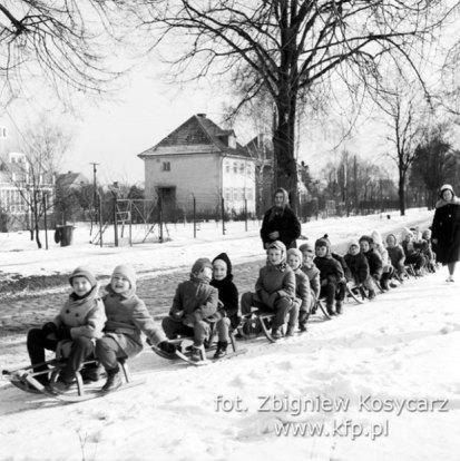 1963 rok zima gdańsk