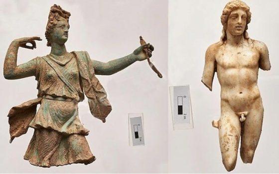 Apollo i Artemida