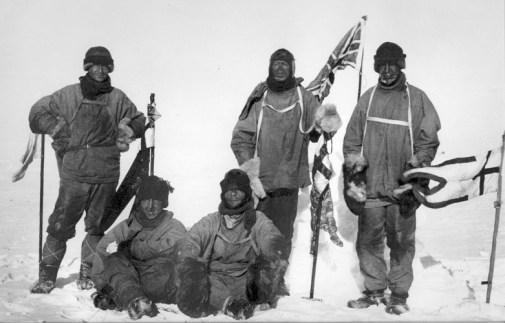Ekspedycja Scotta 18 stycznia 1912