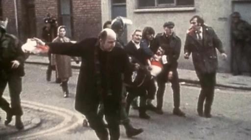 Krwawa niedziele Londonderry 1972