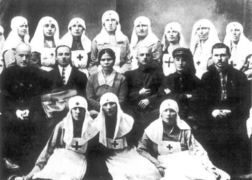 Rosyjski Czerwony Krzyż