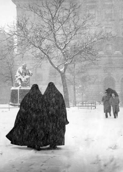 zakonnice-nowy-jork-snieg-1946