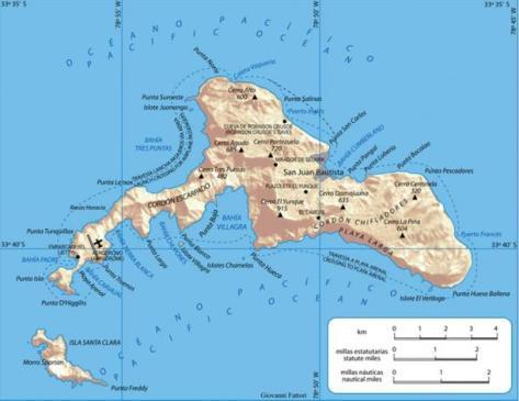 Archipelag Juan Fernández