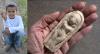 7-letni chłopiec z Izraela znalazł starożytną figurkę sprzed 3400lat