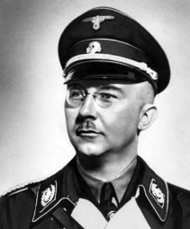 Zentralbild Reichsführer SS Heinrich Himmler (Aufnahme 1938)