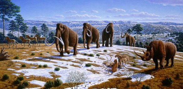 Ice_age_fauna_of_northern_Spain-Mauricio_Antón