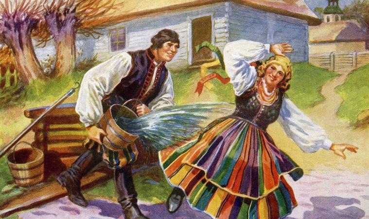 Śmigus-Dyngus – słowiański zwyczaj | Historia zapomniana i mniej znana