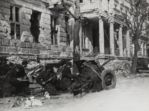 Walki o Kołobrzeg 1945 2