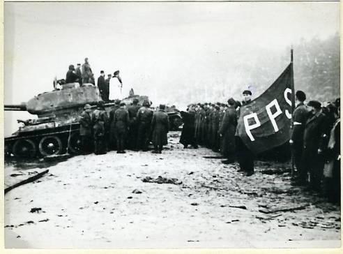 zaślubiny Gydnia 1945