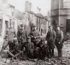 Polscy żołnierze po zdobyciu Nochten w kwietniu 1945r.