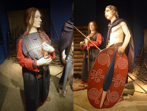 Celtic-costumes