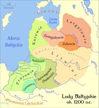 Ludy-Baltyjskie-ok 1200 r
