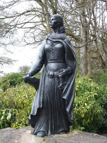 Pomnik Grace O'Malley