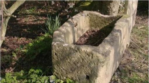 Roman-coffin