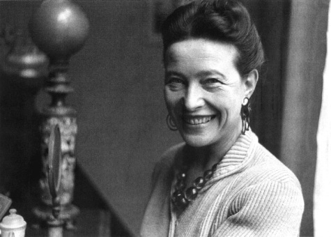 Simone de Beauvoir 1