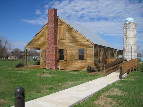stara dom i plantacja Eppsa
