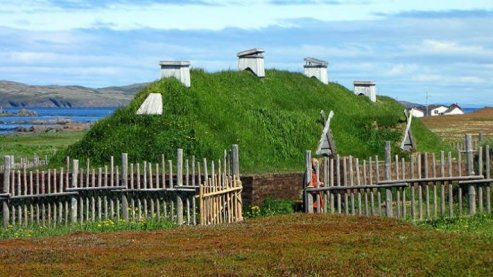 viking-settlement-north-america-L-Anse -aux-Meadows