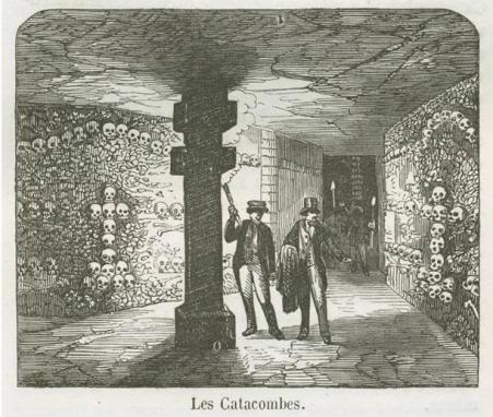 Catacombs-under-Paris