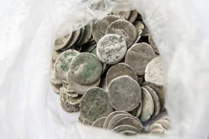 denary monety Kuznica 1