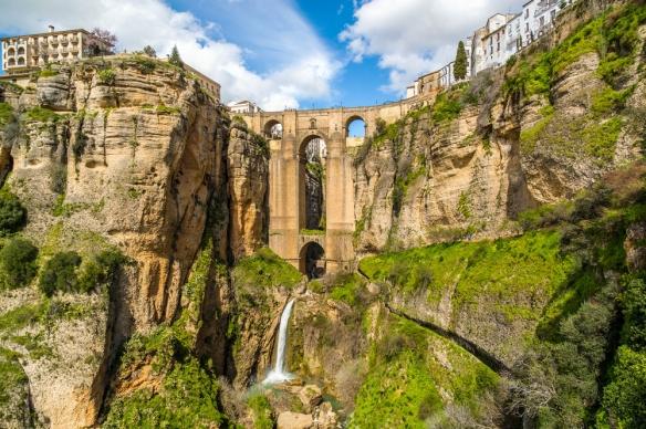 puente_nuevo _ronda_most_hiszpania